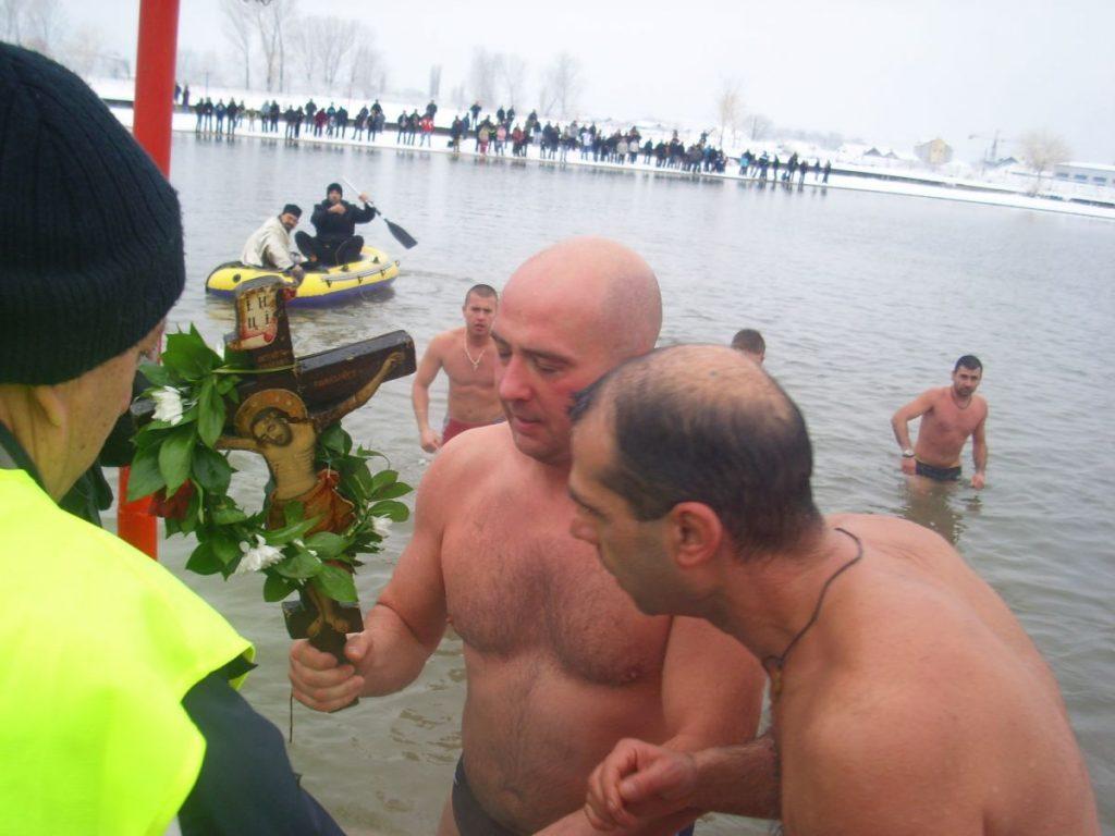 Prijavite se za plivanje za Časni krst