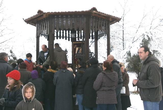 Jovana Šabanović otkupila krst za 6,5 hiljada dinara