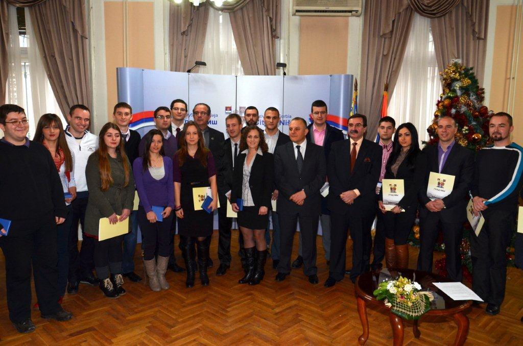 Nagrađeni najbolji studenti
