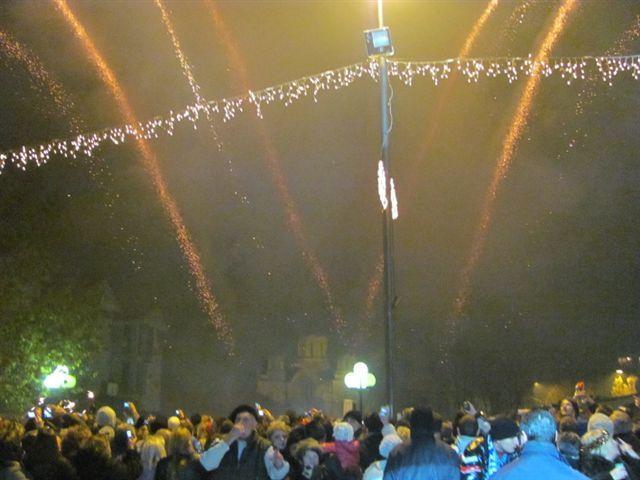 Nema organizovanog dočeka za Srpsku Novu godinu