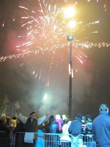 Obustava saobraćaja zbog proslave Nove godine
