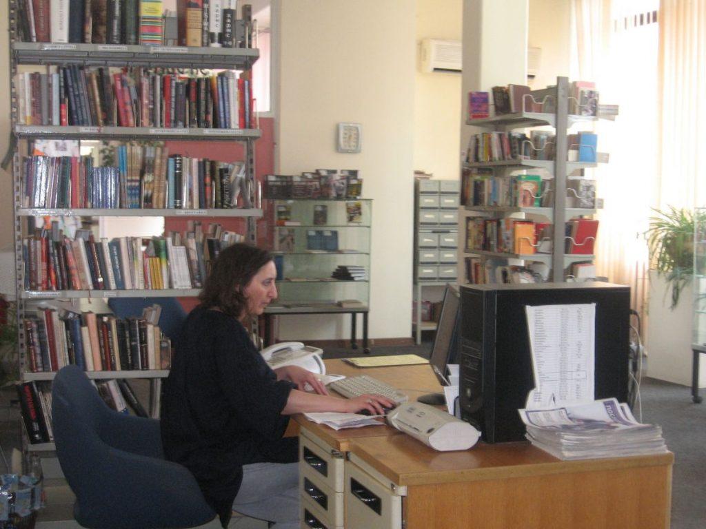 Popust za učenike i studente u vranjskoj biblioteci