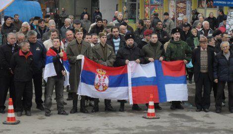 Prokuplje: Čeka se rušenje spomenika u Preševu, Kozaci u prvom redu