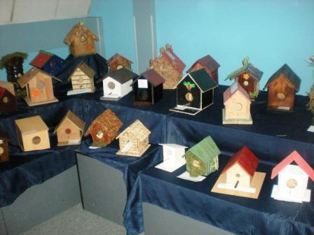Izabrane najlepše kućice za ptice