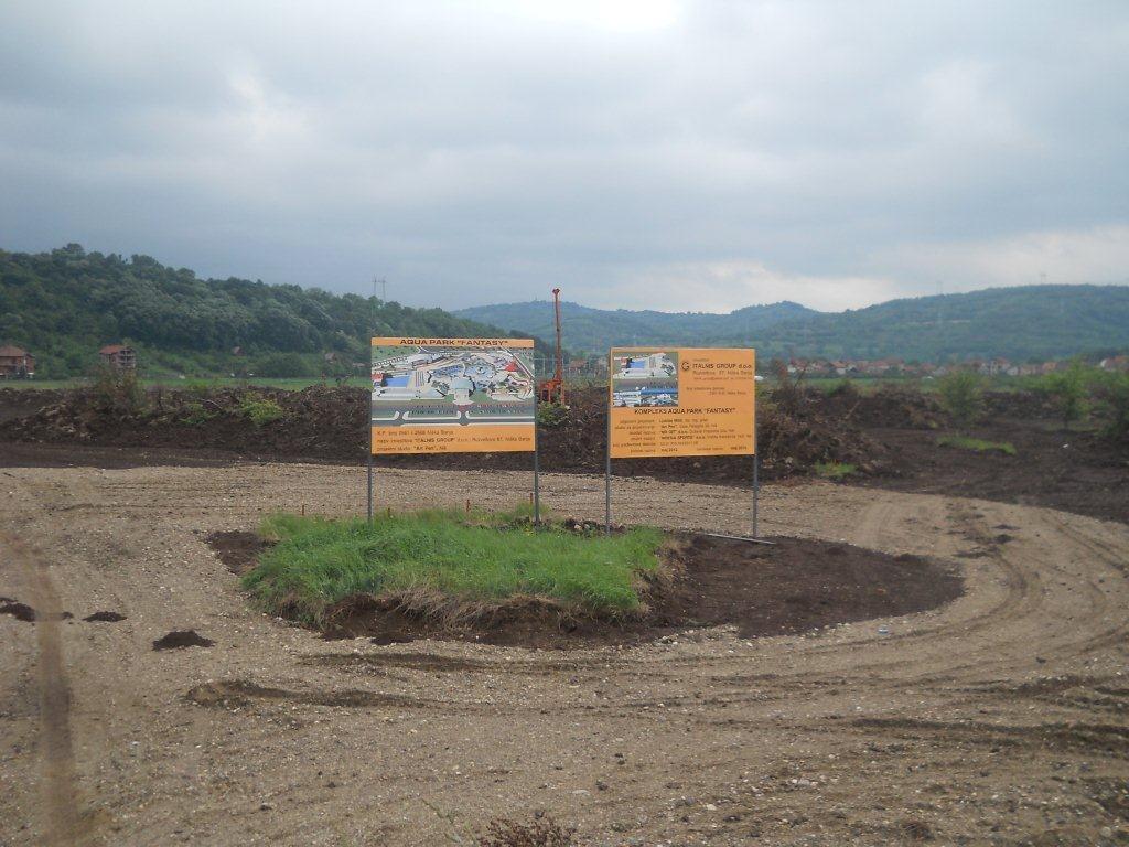 Ništa od gradnje akva-parka u Niškoj Banji