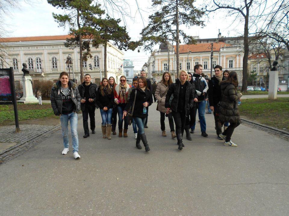 "Mladi realizuju projekat ""Tragovi prošlosti"""