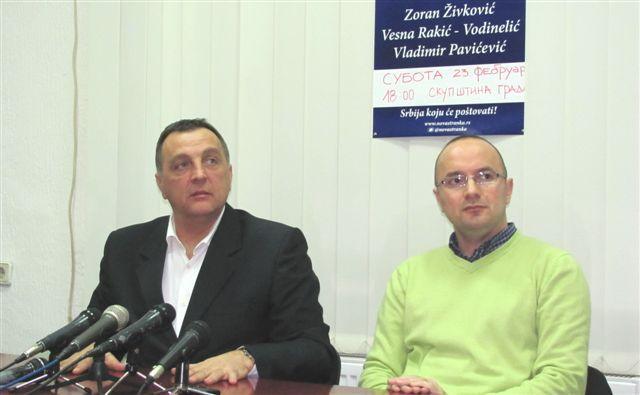 Živković: U srpskim medijima strahovlada