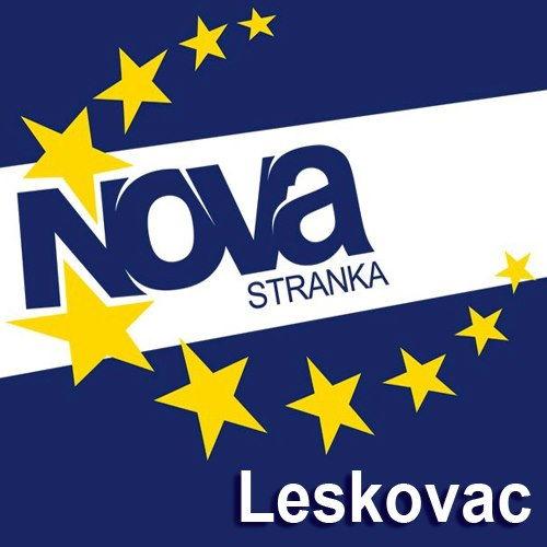 U Leskovcu sutra tribina Nove stranke