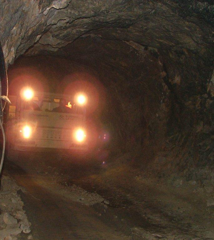 Štrajkuju rudari u rudniku Lece