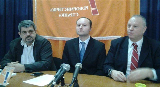 Reformisti traže pokrajinu na jugu Srbije