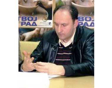Slobodan Pejić nezadovoljan radom regionalnom RTV
