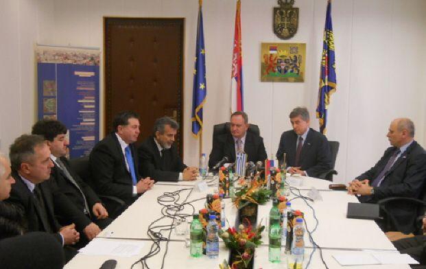 Cvetanović: Grci zainteresovani za Zelenu zonu