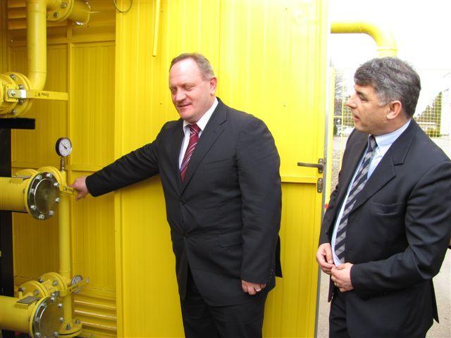"""Nastavlja se gasifikacija Leskovca, do kraja godine na gasovod se povezuju """"Zdravlje"""" i SRC """"Dubočica"""", u sledećoj centar grada"""