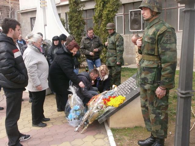 Opelo za žrtve NATO alijanse u Lebanu