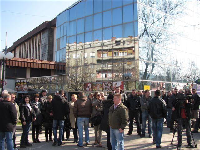 "Jović: Doneta odluka o bankrotu rudnika ""Grot"""