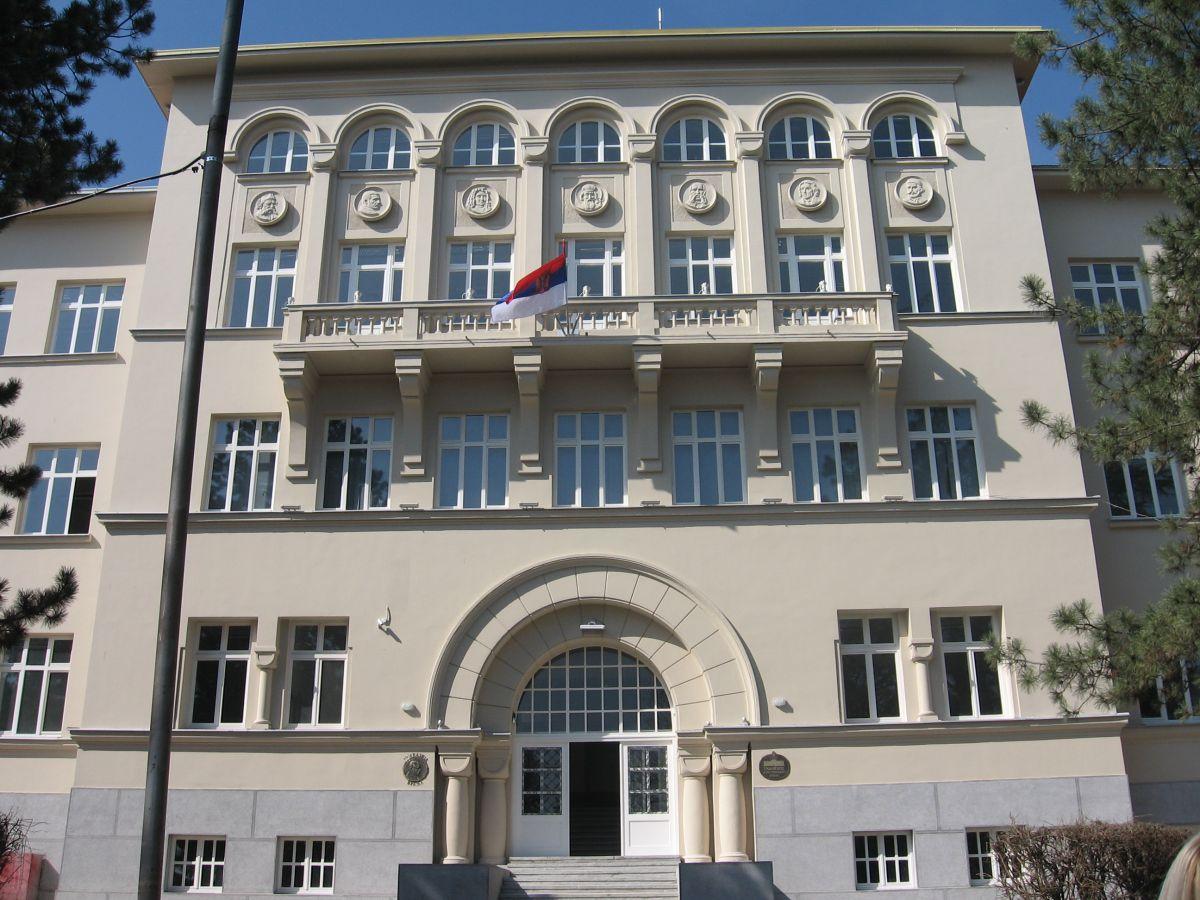 Otvorena rekonstruisana Gimnazija Bora Stanković