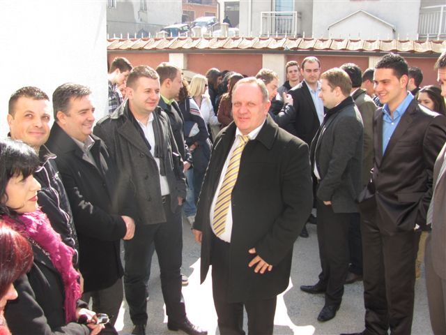 Otvoren prvi Klub mladih u Srbiji