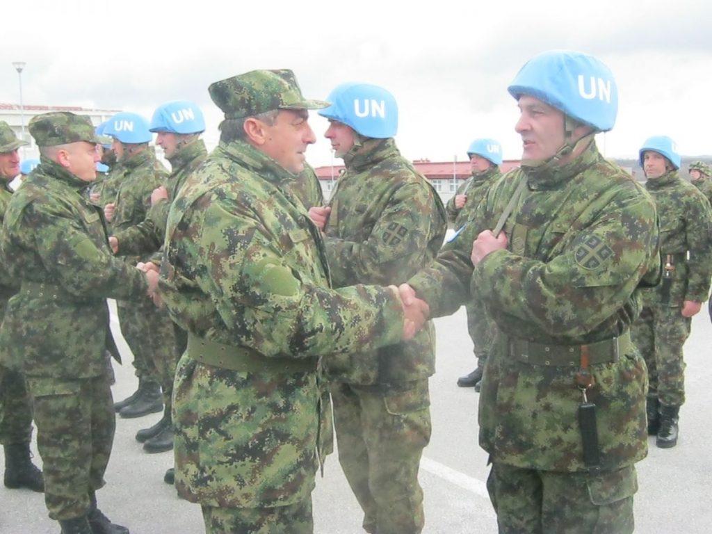 Pripadnici Vojske Srbije učestvovaće u mirovnim misijama u Libanu i na Kipru