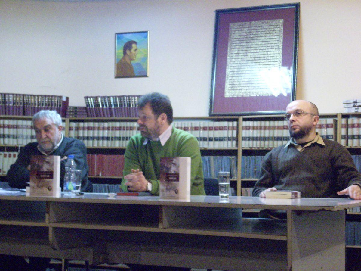 Književno veče Aleksandra Gatalice u Pirotu
