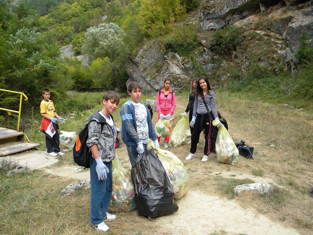 Predavanje o primarnoj selekciji otpada
