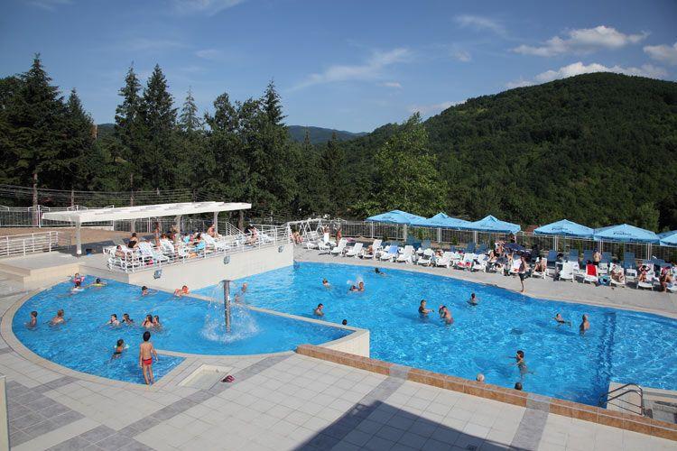 Otvorena sezona kupanja u Prolom Banji