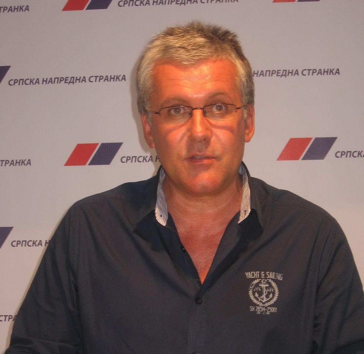 Dragan Nikolić: Nisam nikoga napao