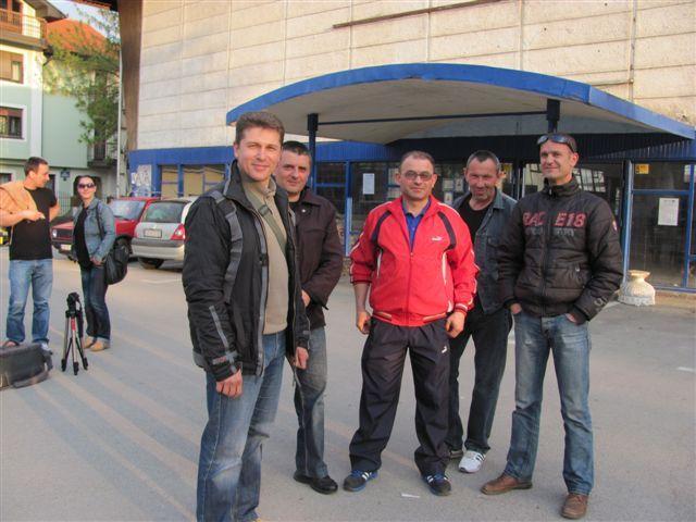 Dveri odustale od protesta u Leskovcu