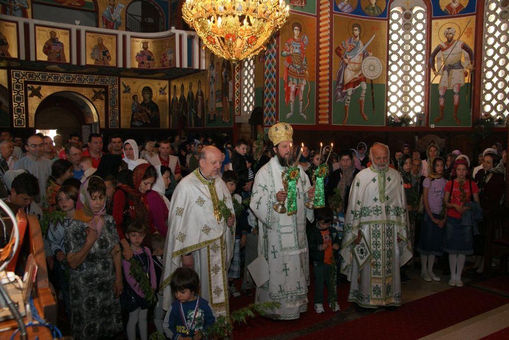 Eparhija niška poziva vernike da poste 1.maja