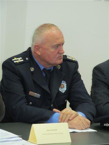 Želimir Milanović novo kadrovsko pojačanje niške policije