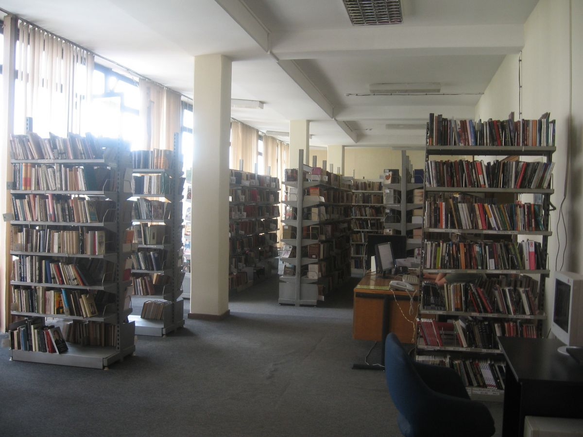 LAF traži razrešenje direktorke Narodne biblioteke