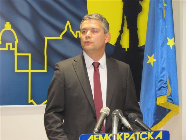 DS traži da se Slobodan Kocić brani sa slobode