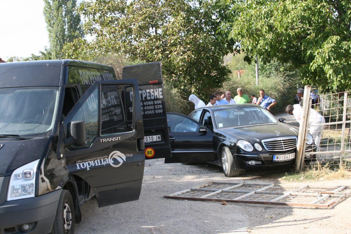 Optužnica za ubistvo protiv braće Dinić