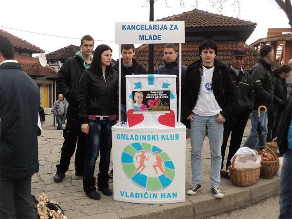 Jug Srbije pomaže Tijani Ognjanović