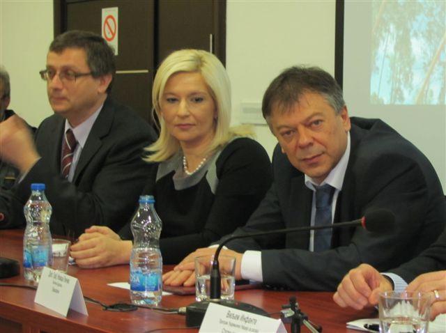 Tončev: Za kanalizacioni prsten na Vlasini 8 miliona evra