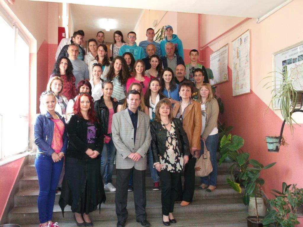 Međunarodna saradnja srednjih škola