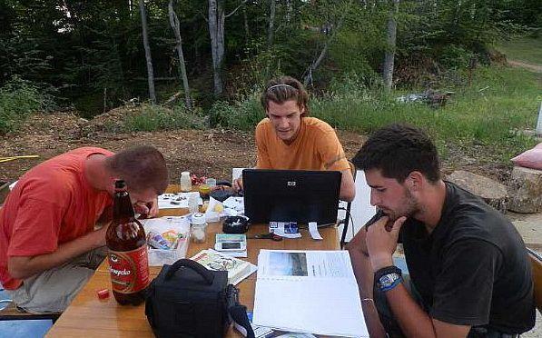 Istraživački kamp na Vlasini