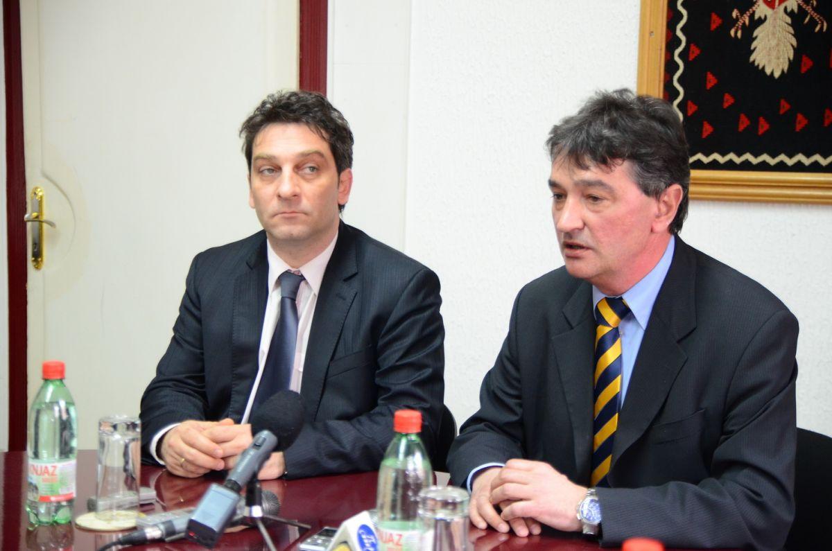 Primopredaja dužnosti u Pirotskom upravnom okrugu