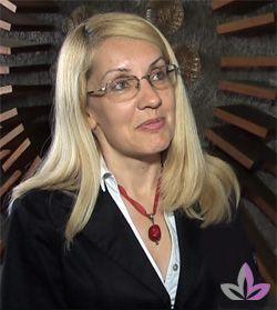Dragana Ristić zubarsku stolicu zamenila kristalima