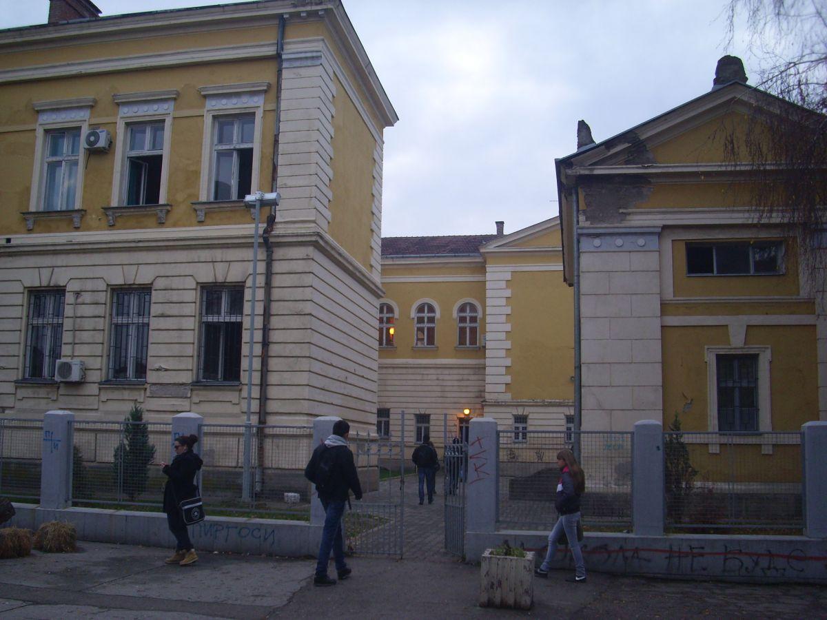 Pirotski gimnazijalci otputovali u Sankt Peterburg