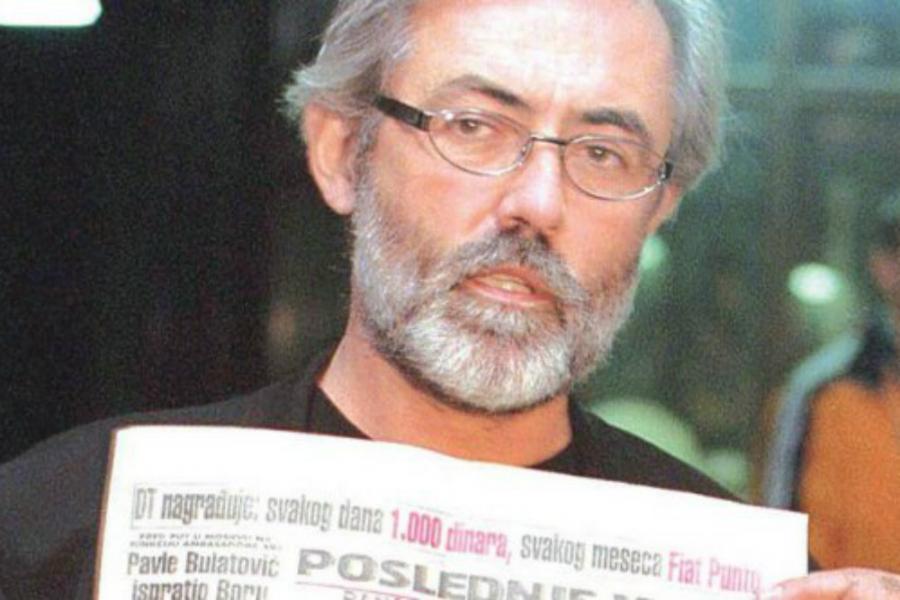 14 godina od ubistva novinara Slavka Ćuruvije