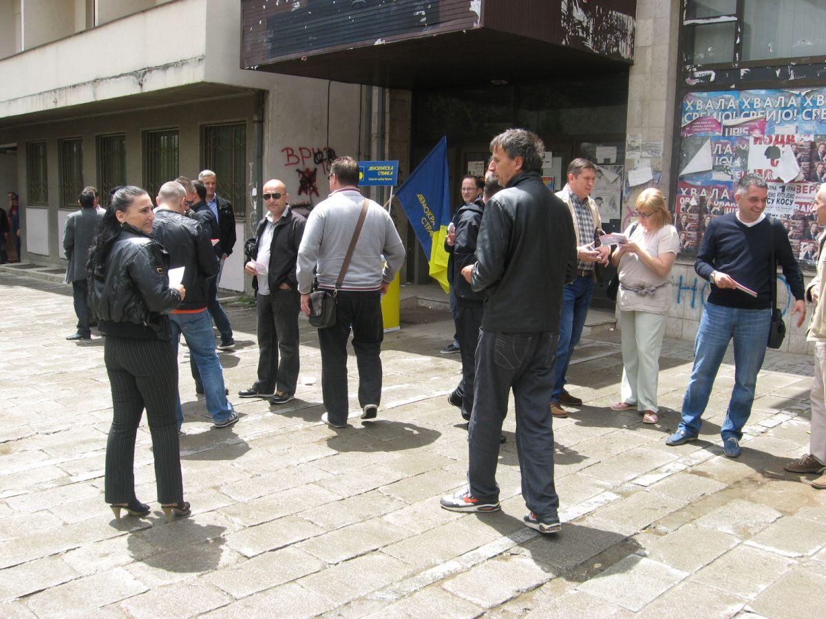 DS: Opljačkani regioni Srbije