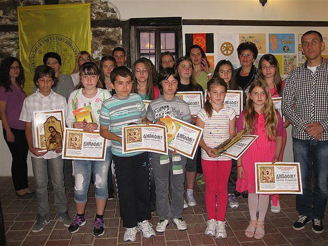 Pobednicima konkursa uručene nagrade