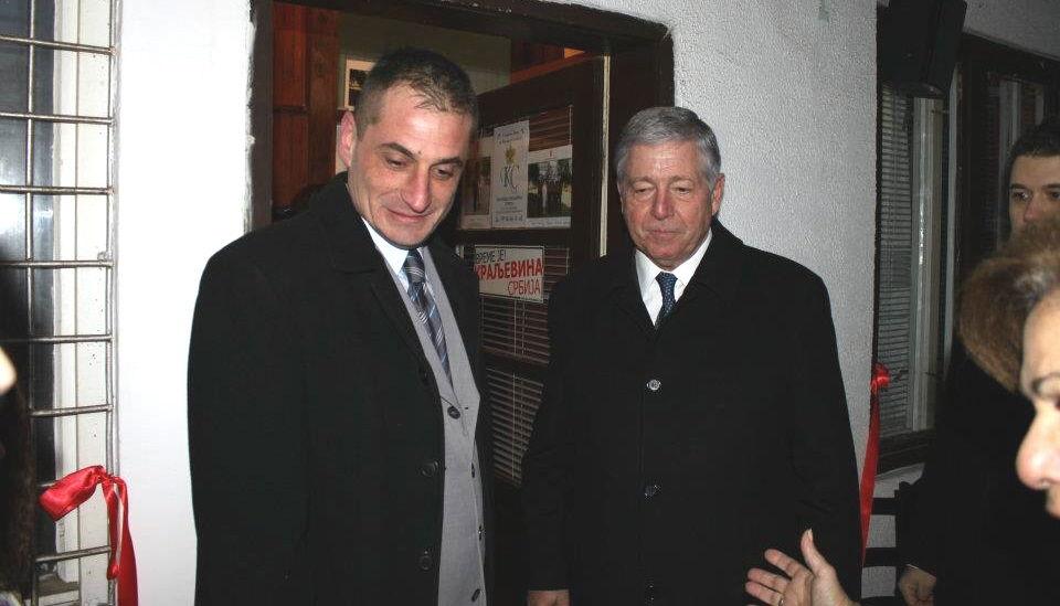 Dragan Stevanović Džeri najpoznatiji monarhista na jugu Srbije