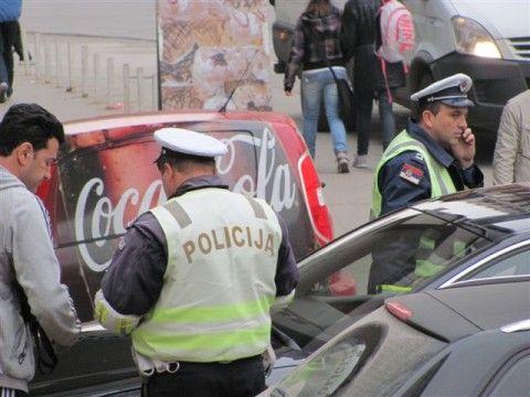 Policija hapsila i treznila pijane vozače