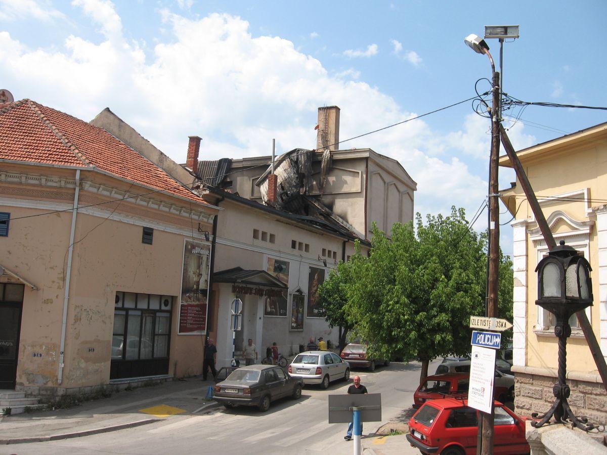 Obnova pozorišta stigla do enterijera