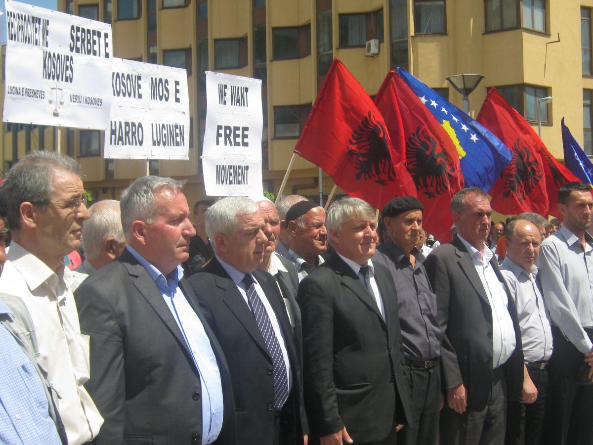 """Albanci zatražili oslobađanje """"Gnjilanske grupe"""""""