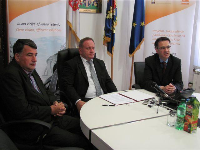 Promovisan projekat regulatornih reformi