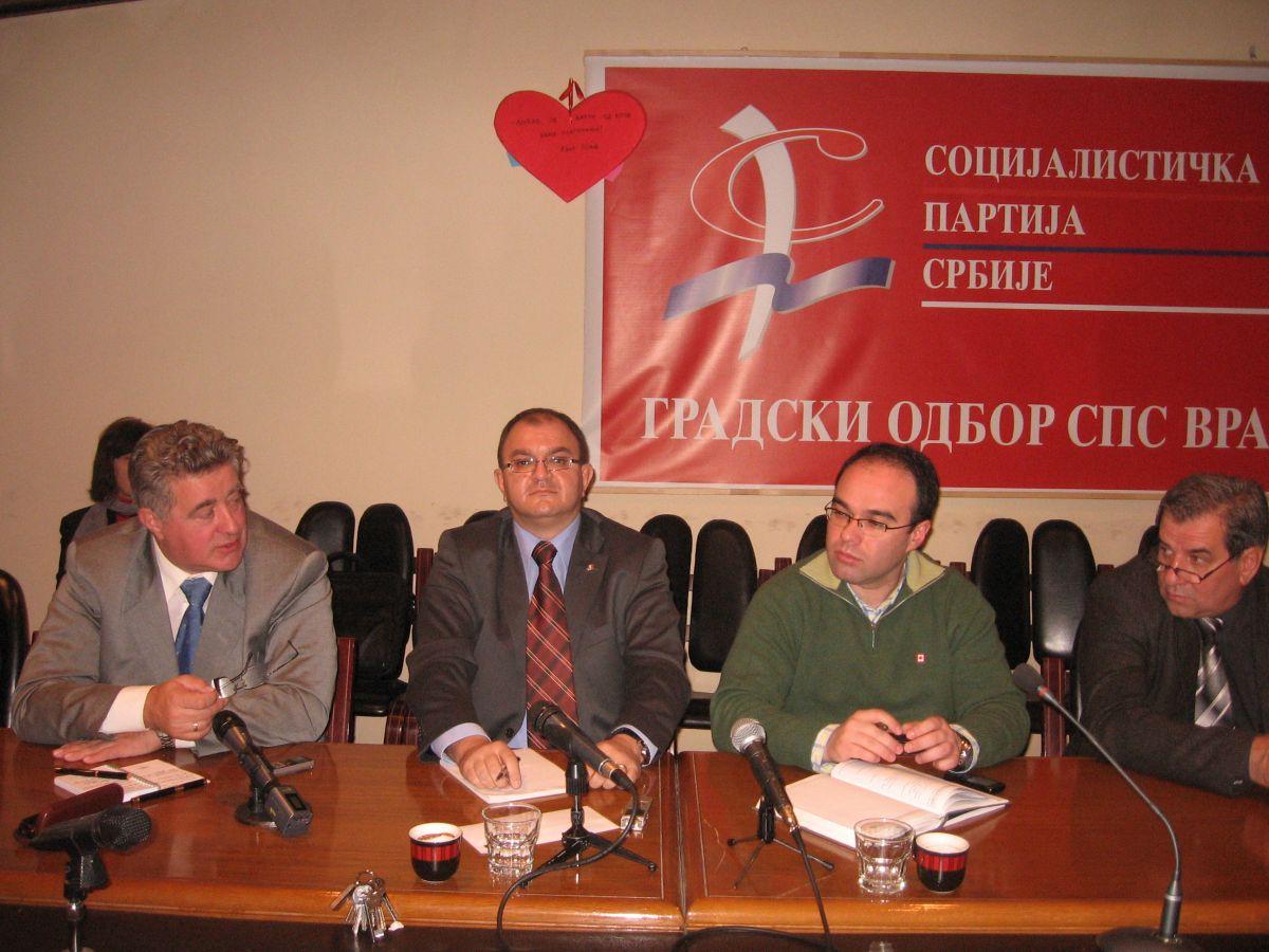 Socijalisti pozvali koalicione partnere na sastanak