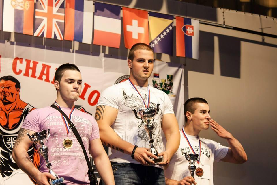 Vranje ima svetskog šampiona u dizanju tegova