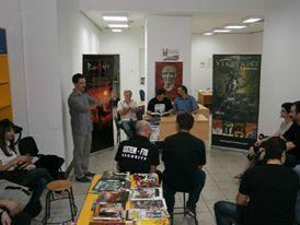 Balkanska smotra stripova u Leskovcu
